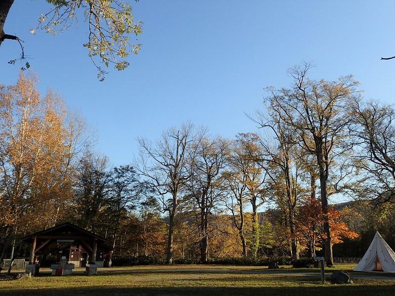 支笏湖キャンプ場