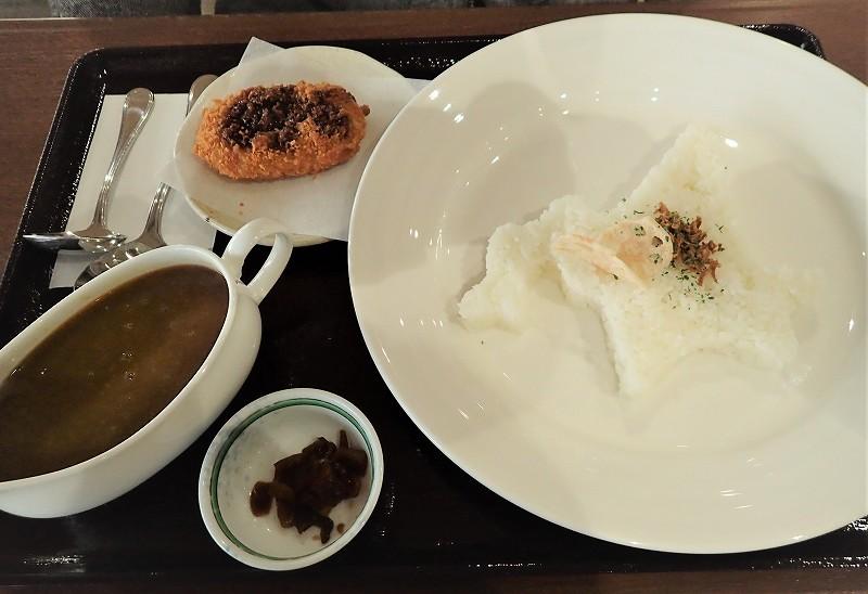 道の駅_ウトナイ湖_ホッキカレー食堂