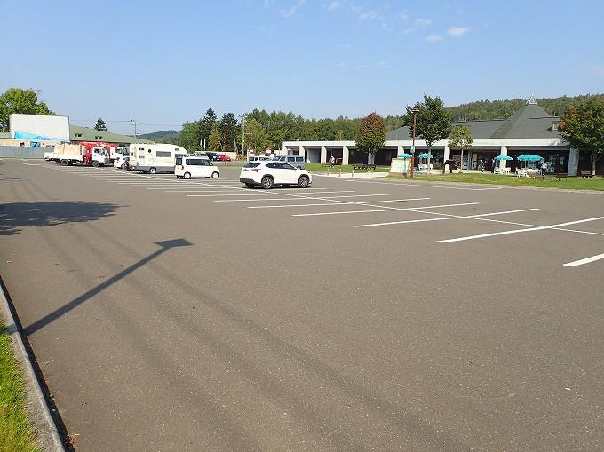 北海道 車中泊 キャンピングカー 道の駅 くろまつない ブログ