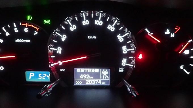 冬、北海道、車中泊